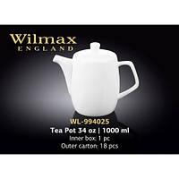 Чайник заварочный 1000 л. Wilmax WL-994025