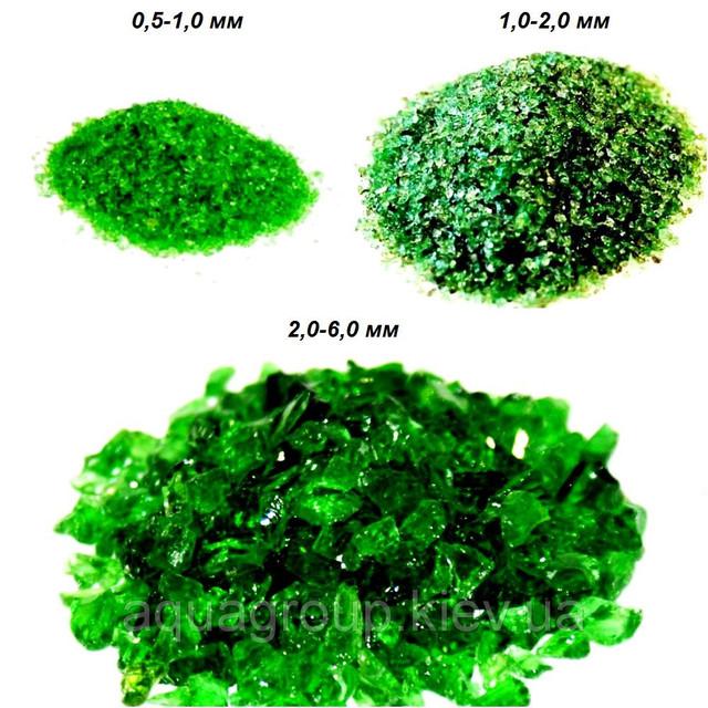 Засыпка для фильтров (активный фильтрующий материал, песок кварцевый)
