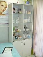 Шкаф-пенал для косметологического кабинета