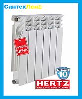 Биметаллический радиатор Hertz 500*80 Польша