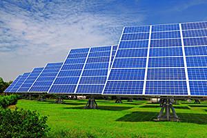 Сетевые солнечные электростанции под «зеленый» тариф
