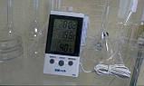 Термо-гигрометр Elitech DT-2 (Великобритания) ( -30°C... +50°C; 20%…99%) с термопарой 2 м (-50...+70°C), фото 2