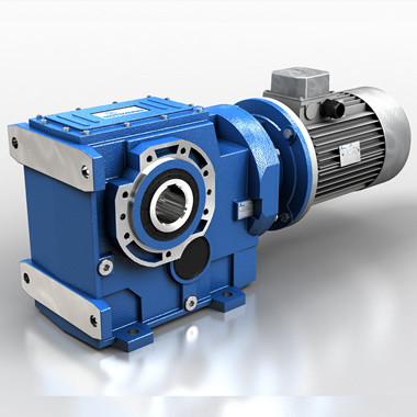 Коническо-цилиндрический мотор-редуктор Motovario (Италия)