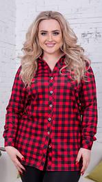 Женские рубашки, блузы с 42-60 размеры