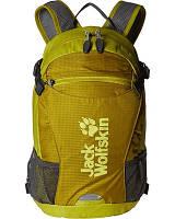 Велорюкзак Jack Wolfskin Velocity 12 yellow (wild lime)