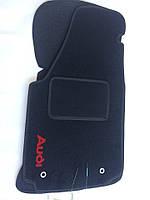 Ворсовые ковры в салон Audi A -3 2012 -