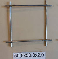 Сетка сварная 50,8х50,8х2,0 с повышенной защитой от коррозии