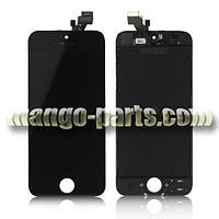 LCD Дисплей+сенсор  iPhone 5C черный TianMa