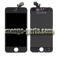 LCD Дисплей+сенсор  iPhone 5G черный high copy (T/M)