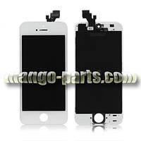 LCD Дисплей+сенсор  iPhone 6 Plus белый high copy