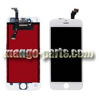 LCD Дисплей+сенсор  iPhone 6 белый high copy (T/M)