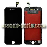 LCD Дисплей+сенсор  iPhone 6 черный high copy (T/M)