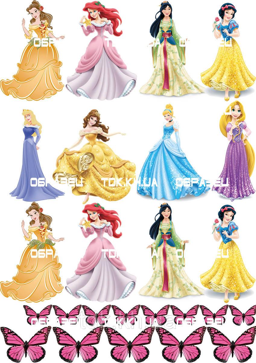 Принцессы 014