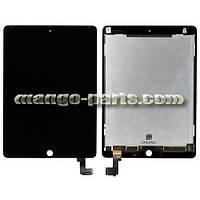 LCD Дисплей+сенсор iPad Air 2,черный