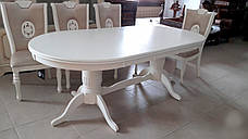 Стул обеденный Братислава Sof, цвет белый, фото 2