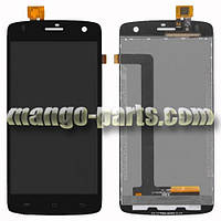 LCD Дисплей+сенсор Fly IQ4503 Quad Era Life 6 черный