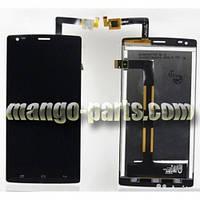 LCD Дисплей+сенсор Fly IQ4505 Quad Era Life 7 черный