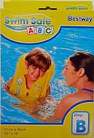 Игрушки Лето Надувное Жилет 41*30 см В пакете 32069 Intex Китай