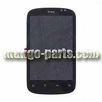 LCD Дисплей+сенсор HTC A310e Explorer черный