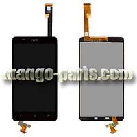 LCD Дисплей+сенсор HTC Desire 400 Dual Sim/T528w One SU