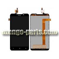 LCD Дисплей+сенсор HTC Desire 516 Dual Sim черный