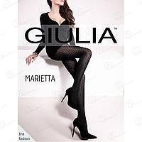 GIULIA черные женские колготки MARIETTA 60 den (5) KLG-458