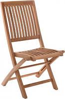 Раскладное кресло из дерева ТЕ-05 Т: тип древесины – тик