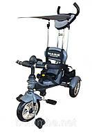Велосипед трех колесный Mars Trike графитовый