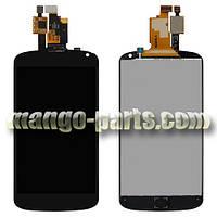 LCD Дисплей+сенсор  LG E960 Google Nexus 4  high copy