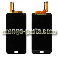 LCD Дисплей+сенсор  Meizu M2 Note черный
