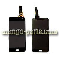 LCD Дисплей+сенсор  Meizu M2/M2 Mini черный