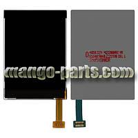 LCD Дисплей  Nokia  X3-02/202/206/208/300/301/C3-01 high copy