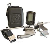 Комплект Профи-2( эхолот Практик ЭР-6Pro2, сумка-чехол Практик, магнитный фиксатор, струбцина)