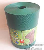 Бордюрная лента 30 cм x 25 м пластик