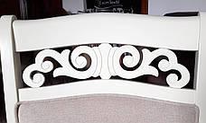 Стул обеденный Вена (Відень)  Sof, цвет белый, фото 2