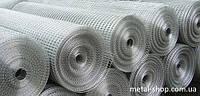 Сетка сварная 60х60х1,8 оцинкованная (цинк 50 г/м2)