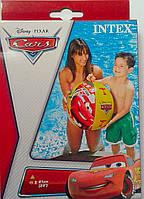 Надувной мяч Тачки 61 см в коробке 58053 Intex Китай