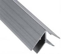 Усиленный угловой алюминиевый профиль ZF-08