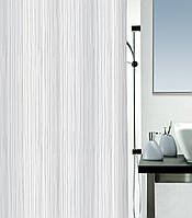 Шторка для ванной текстильная Spirella RAYA 180х200 белая