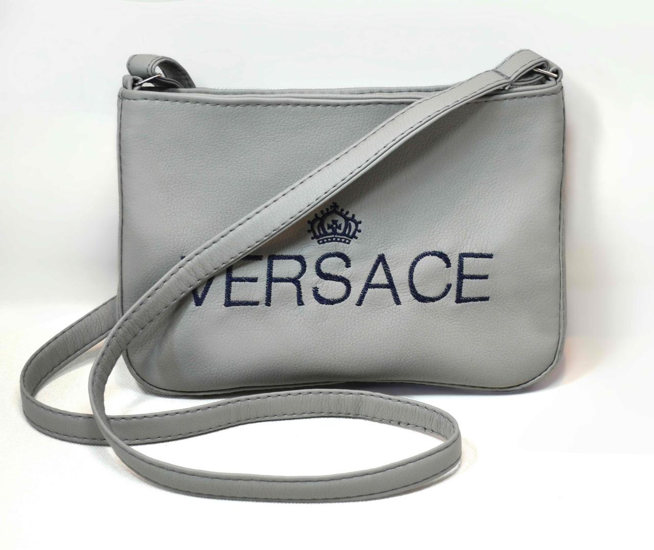 "Сумочка ""Mini"" - №237 ""Versace"" - цвет на выбор"