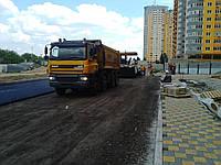 Строительство автомобильных дорог, благоустройство