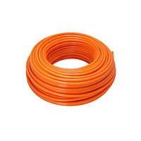 Труба металлопластиковая бесшовная UNIPEX 20х2,0 мм бесшовная, (красная)