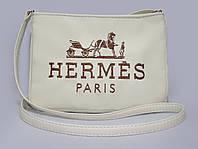 """Сумочка """"Mini"""" - №238 """"Hermes"""" - цвет на выбор Бежевый"""
