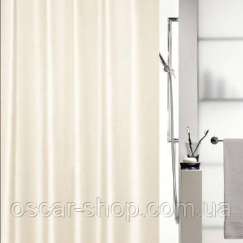 Шторка для ванной текстильная Spirella SHINE 180х200 цвет шампань