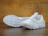 Кроссовки женские Nike Huaraсhe 30195 белые, фото 4