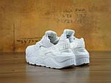 Кроссовки женские Nike Huaraсhe 30195 белые, фото 5