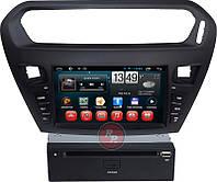 Штатная магнитола для Peugeot 301 RedPower Android 4.2