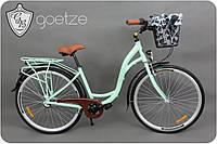 Велосипед Goetze Route 28 3B + фара и корзина в подарок