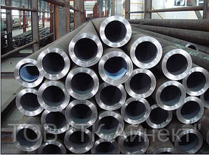 Труба нержавеющая зеркальная 10х1,0 мм AISI 201 (аналог 12Х15Г9НД) отрезаем кратно метра.