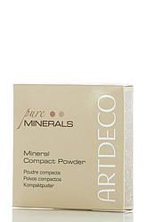 Artdeco Pure Minerals  Компактная пудра минеральная  05 fair ivory  9 мл